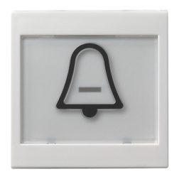 Клавиша с полем для надписи 37*47 мм и символом