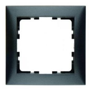Контрастная рамка, цвет: антрацитовый S.1 Berker