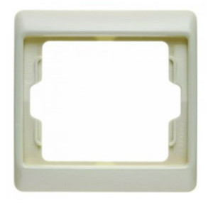 Рамкa, цвет: белый, с блеском Berker Arsys