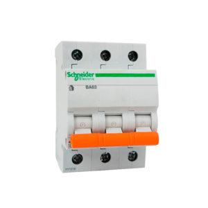 Автоматический выключатель ВА63 3П