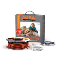 Нагревательные кабели в стяжку AURA Heating KTA